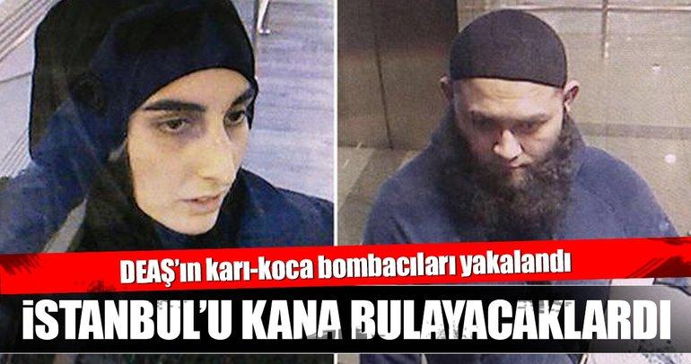 İstanbul'u kana bulayacaklardı! Yakalandılar