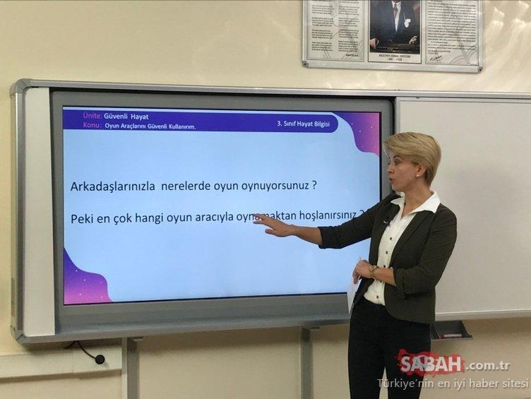 EBA TV canlı yayın izle 1 Nisan 2020: TRT EBA TV frekans ayarları ile ilkokul, ortaokul, lise ders anlatımı canlı yayın izleme ekranı