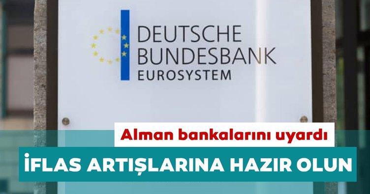 Bundesbank Başkan Yardımcısı Busch Alman bankalarını uyardı: İflaslarda artışa hazır olun