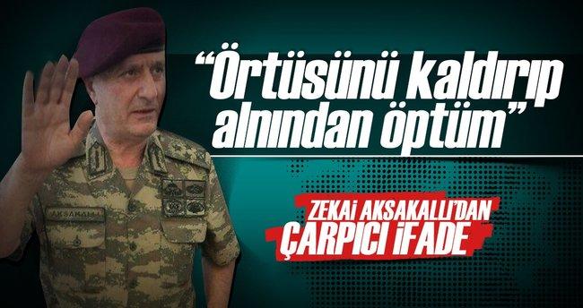 Son dakika haberi: Korgeneral Zekai Aksakallı ifade verdi