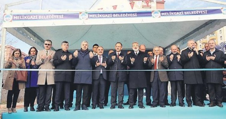 Türkiye'nin en modern emniyet binası Melikgazi'ye yapıldı