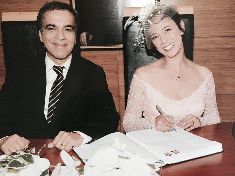 Hercai'nin Hazar Şadoğlu Serhat Tutumluer'in hangi ünlü oyuncuyla evli olduğunu biliyor musunuz?