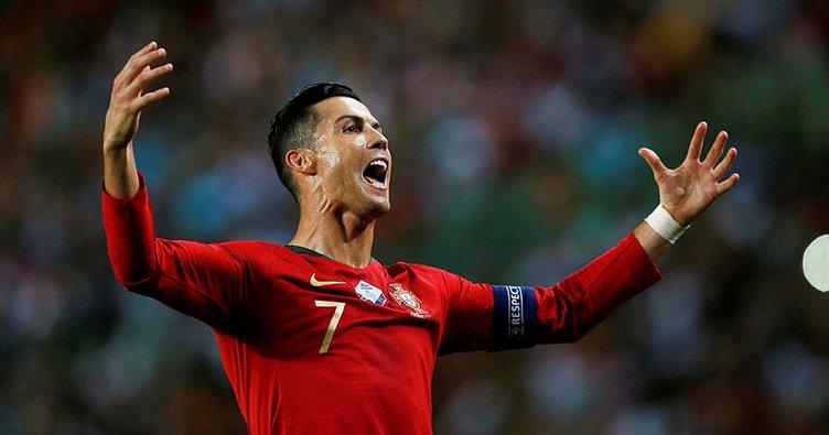 Portekiz 3 - 0 Lüksemburg MAÇ SONUCU