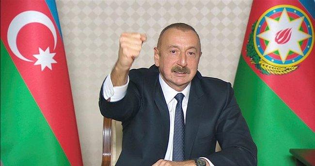Son dakika: Azerbaycan Cumhurbaşkanı İlham Aliyev'den Karabağ açıklaması - - Dünya Haberleri