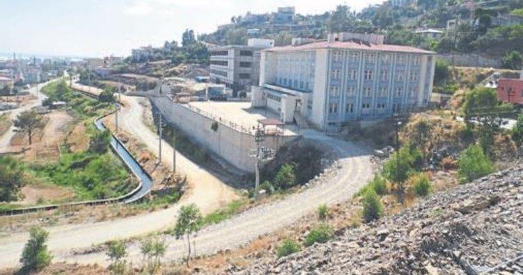 Anamur'a dev eğitim kampusları yapılıyor