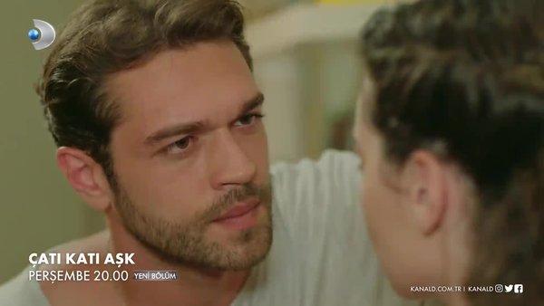 Çatı Katı Aşk 5. Bölüm Fragmanı yayınlandı izle | Video