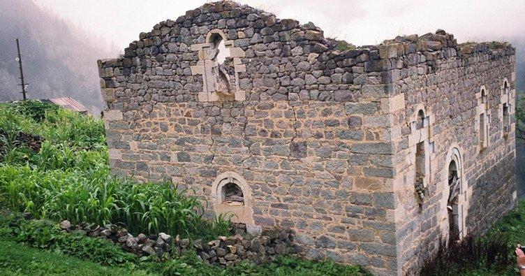 Santa Harabeleri ziyaretçilerini bekliyor