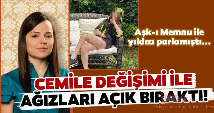 Aşk-ı Memnu'nun Cemile'si Pelin Ermiş'in değişimi ağızları açık bıraktı! Aşk-ı Memnu'nun Cemile'si sosyal medyayı salladı....