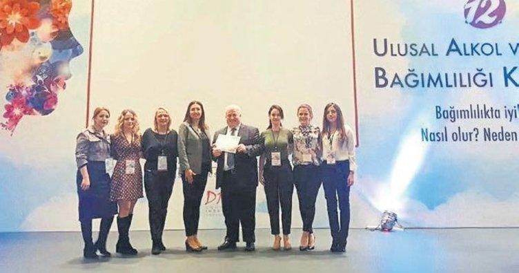 Prof. Dr. Çakıcı ve ekibi ödül aldı