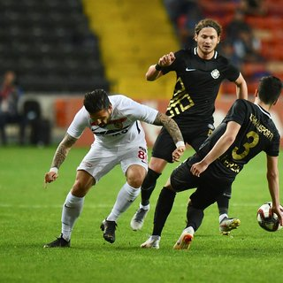 Hatayspor'un rakibi Gazişehir Gaziantep oldu!