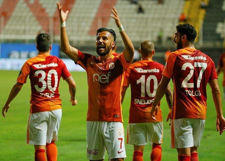 Galatasaray'da 4 transfer