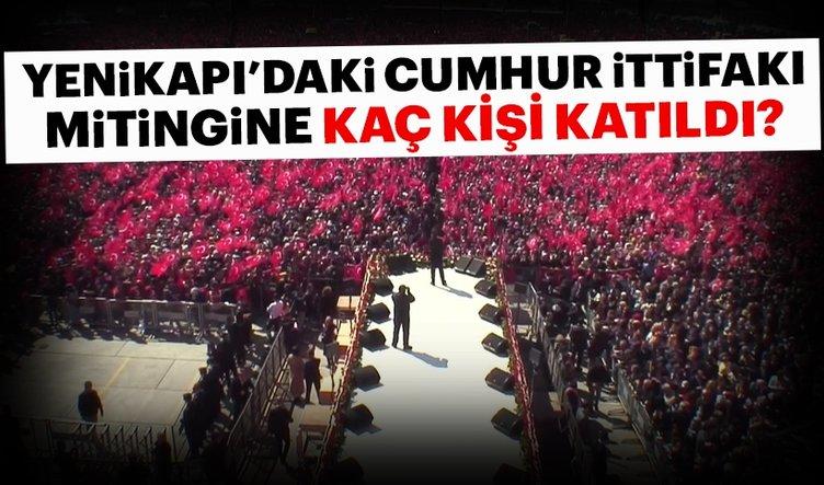 Son dakika haberi: Ak Parti İstanbul Yenikapı mitingine bugün kaç kişi katıldı? Başkan Erdoğan o sayıyı açıkladı!