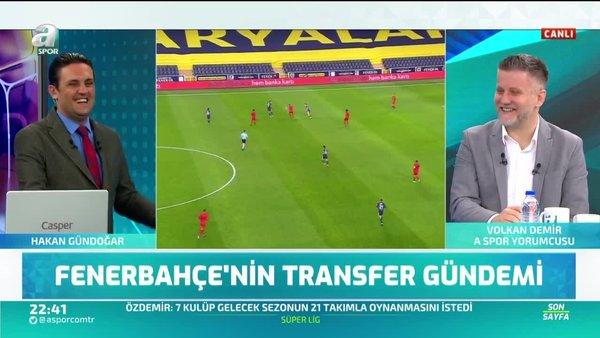 Volkan Demir: Muriqi'nin durumuna göre 1 ya da 2 golcü alınacak