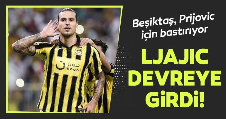 Beşiktaş'ta transfer gündemi Aleksandar Prijovic!