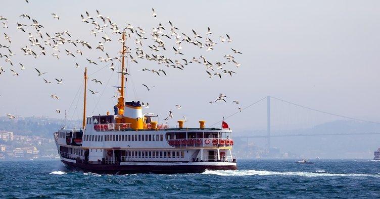 İstanbul'a 4 yeni vapur hattı geldi