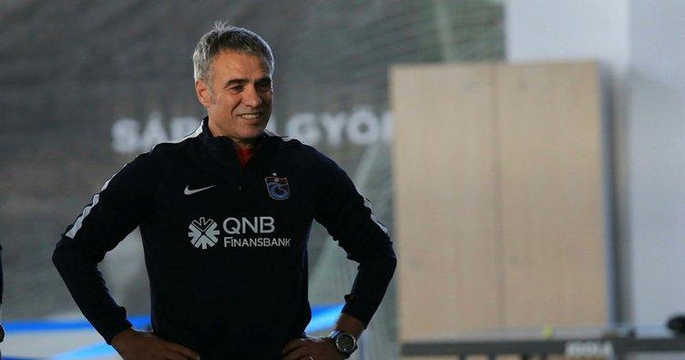 Trabzonspor'da Ersun Yanal farkı!