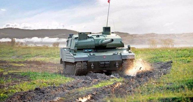 Altay tankının prototipi için 1 milyar dolar