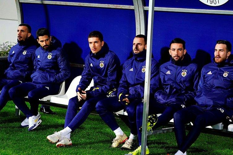 Fenerbahçe'de transfer zamanı! İşte transfer listesi...