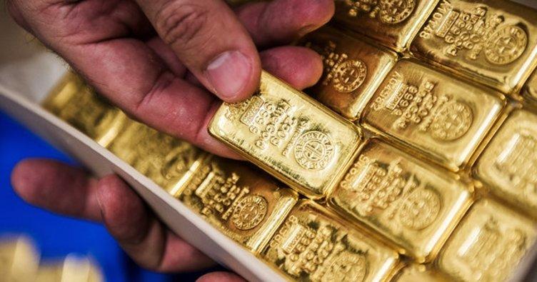 Altın fiyatları ticaret gelişmeleri etkisiyle yükseldi