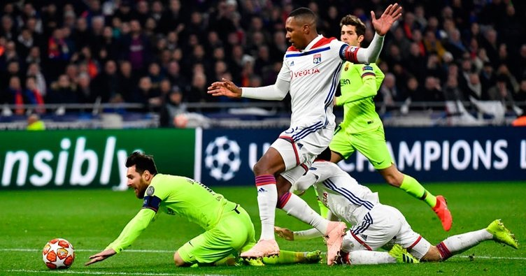 Barcelona Lyon maçı hangi kanalda saat kaçta yayınlanacak? Barcelona Lyon maçı canlı izle