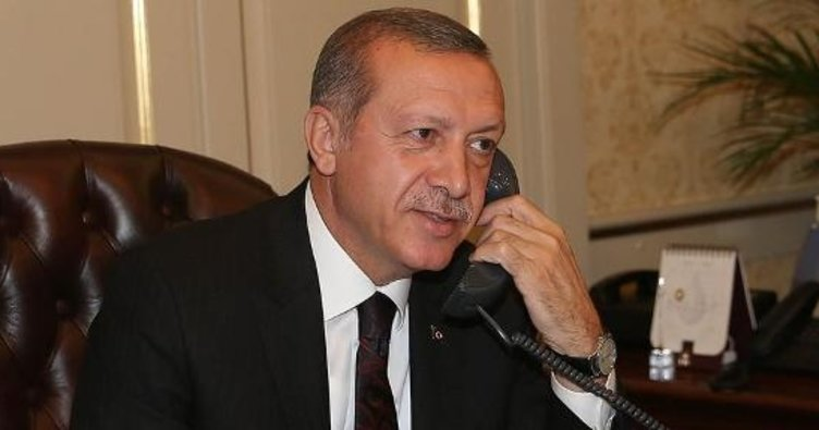 Cumhurbaşkanı Erdoğan, Katar için 6 liderle görüştü!