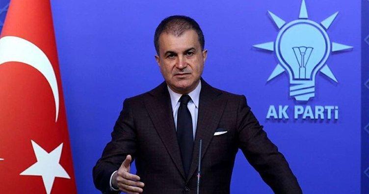 Son dakika! AK Partili Ömer Çelik'ten BM'nin anlamsız çağrısına tepki: Çocuk katilleri ve öldürülenlere eşit çağrı yapıyorlar