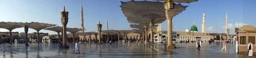 Medine'den çok özel kareler