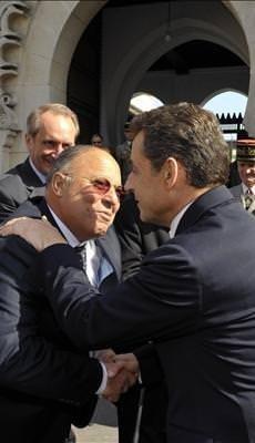 Sarkozy camide!
