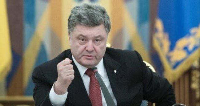 Ukrayna Cumhurbaşkanı Poroşenko: Putin'e bağırmadım