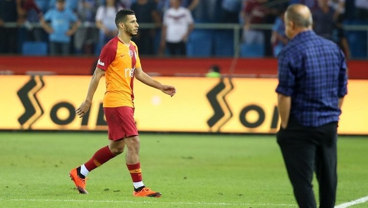 Galatasaray'ın Faslı yıldızı Belhanda'ya talip var!