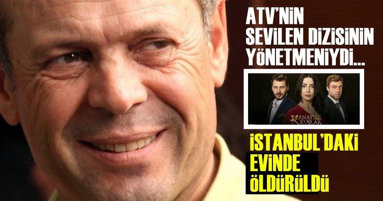 Ünlü yönetmen Mustafa Kemal Uzun öldürüldü!