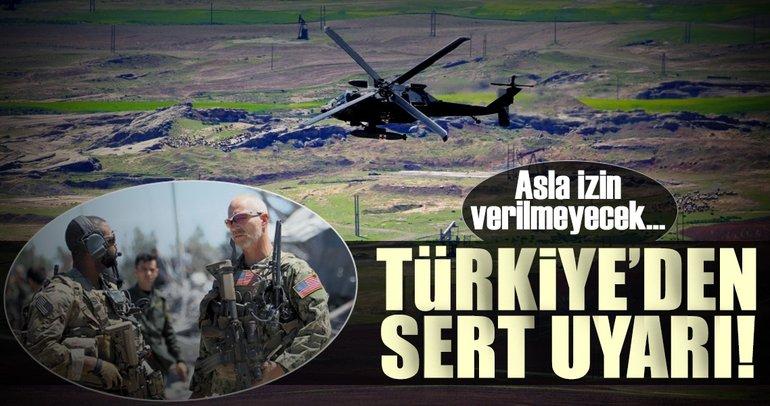 Türkiye'den 30 km uyarısı