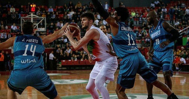 FIBA Avrupa Kupası: Pınar Karşıyaka son maçı kazandı, lider çıktı
