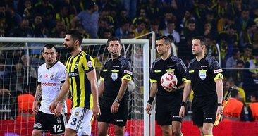 İşte Mete Kalkavan'ın Fenerbahçe - Beşiktaş maçı raporu!