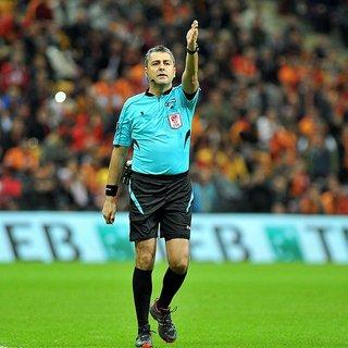 Galatasaray - Beşiktaş derbisinin hakemi Bülent Yıldırım