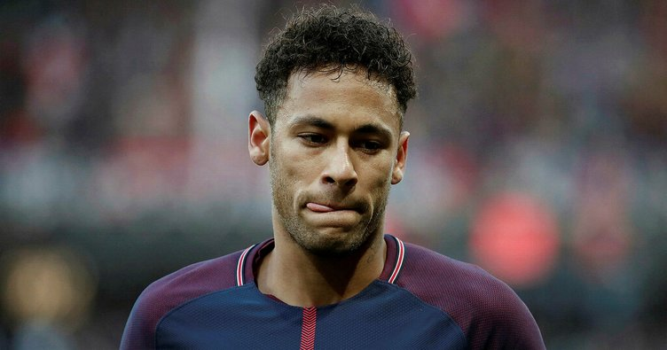 Real Madrid'in Neymar inadı