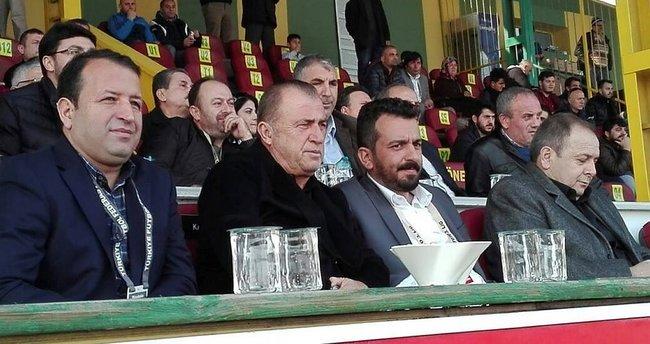 Fatih Terim: Türkiye Kupası maçları çok zevkli geçiyor