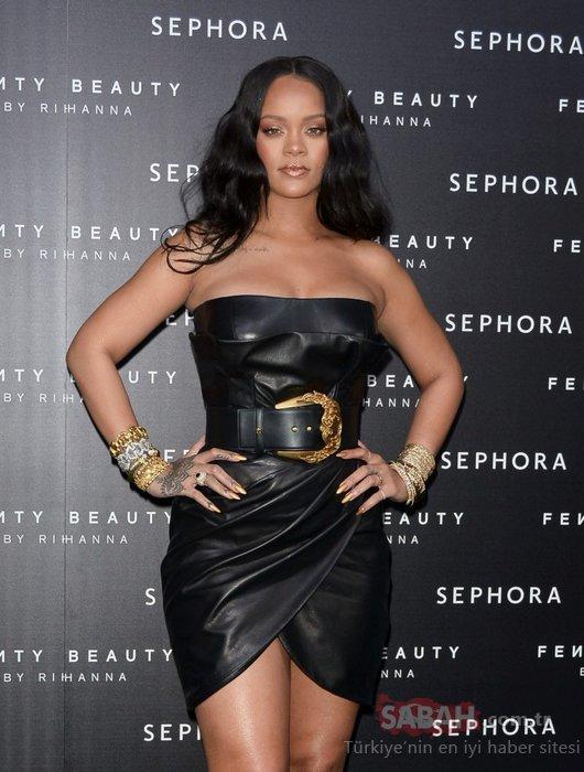 Rihanna'dan sürpriz haber! 2019'da yeniden...