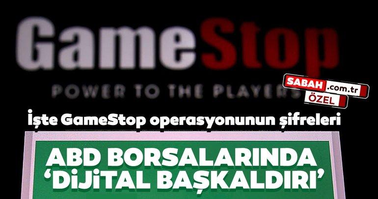 ABD borsalarında 'dijital başkaldırı' İşte GameStop operasyonunun şifreleri