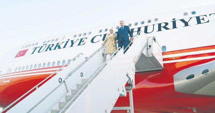 Başkan Erdoğan zirveden dünyaya mesaj verecek