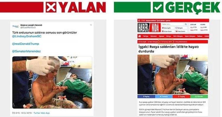 YPG yalana sarıldı