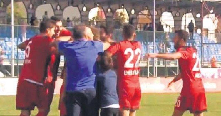 24 Erzincanspor 3. turu kaçırmadı