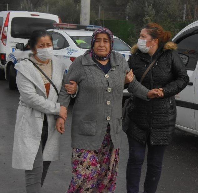 İzmir'den acı haber geldi! Sel felaketi havadan görüntülendi! Araçlar sular altında kaldı