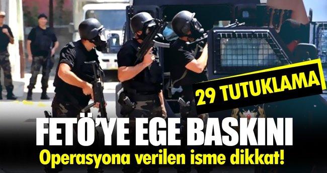 FETÖ'ye VARANK 1 operasyonunda 29 tutuklama