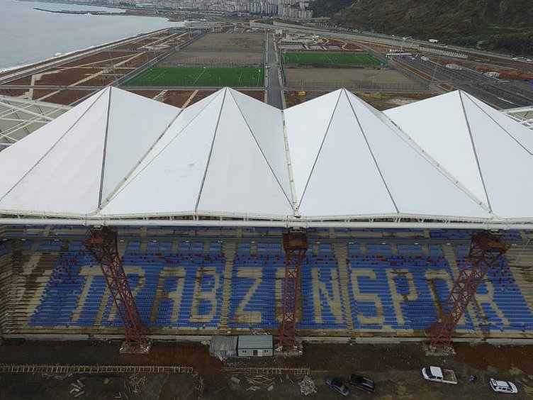 Trabzonspor stadına kavuşuyor