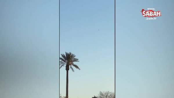 Las Vegas'ta UFO görüldü iddiası | Video