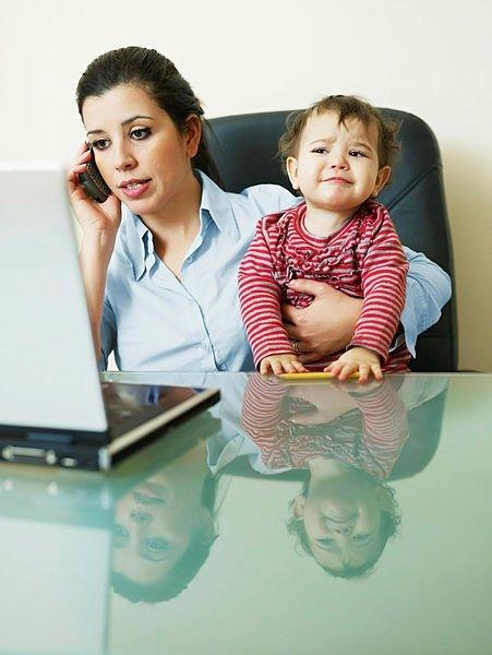 Çalışan anneler zamanı doğru yönetirlerse...