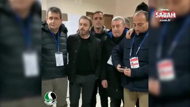 Sakaryaspor Başkanı bir çanta parayı soyunma odasına bıraktı!