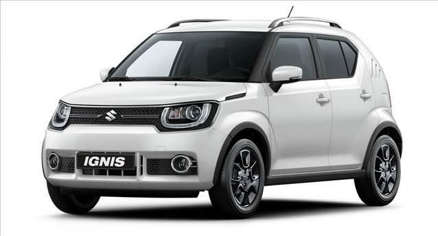 Paris'te Suzuki'den iki yenilik birden