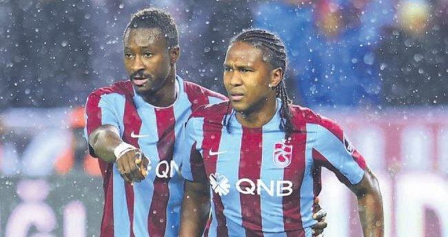 Trabzonspor'da kritik rakam 25